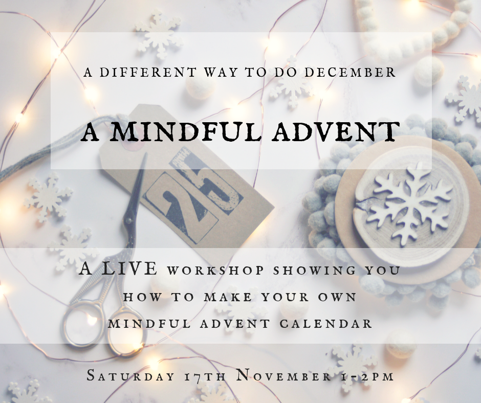 Learn how to create a Mindful Advent with Emily Quinton and Abby Monroe Noble.