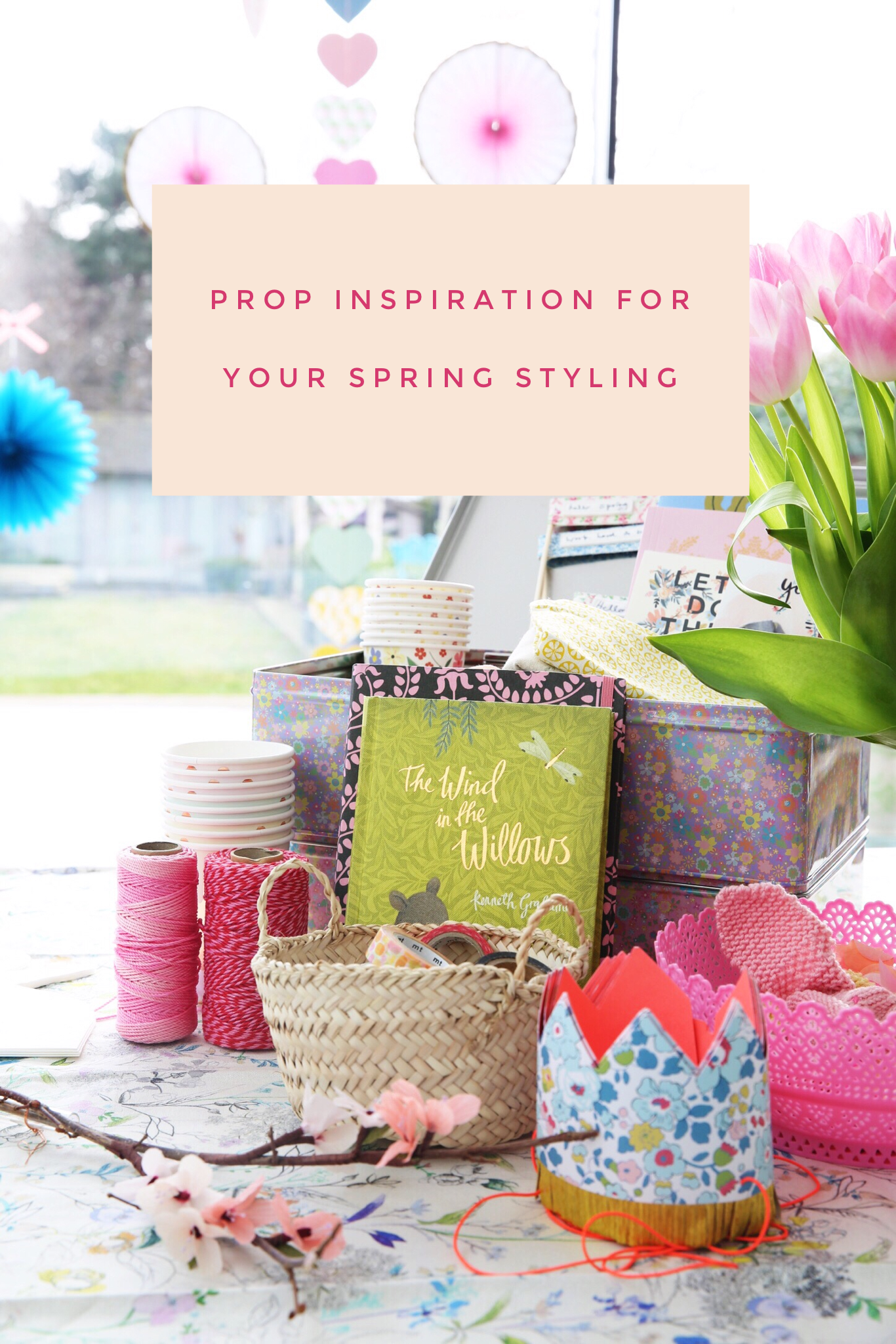 A collection of props and sources for your Spring styling
